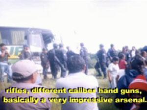 San Isidro Vista Hermosa: Yolomecatl Confrontation