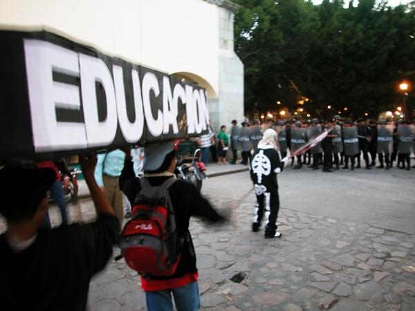 No Mas Rechazados, No al Plan Juárez en Oaxaca