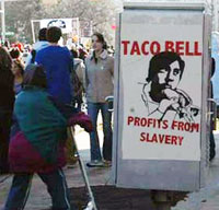 Students Push to Boot Taco Bell from UT's Campus