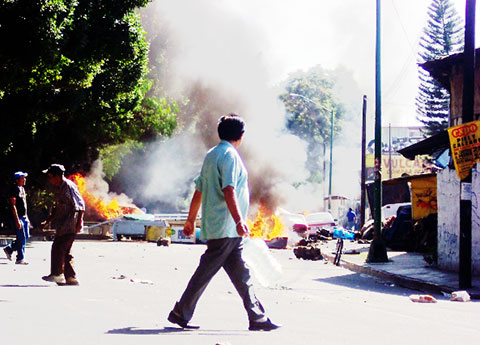 Tensions Rise: University Autonomy Violated as Radio is under seige