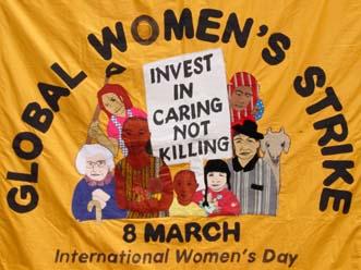 Mujeres y Hombres del Mundo se unen a las Demandas de las Mujeres de Oaxaca