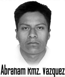 Possible State Kidnapping of Abraham Ramírez Vásquez