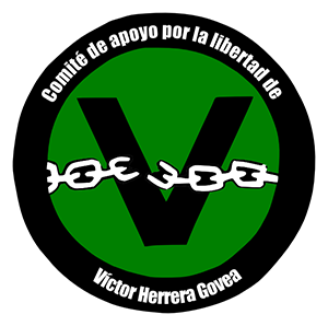 Víctor Herrera Govea, we never forget, we're keeping up the fight