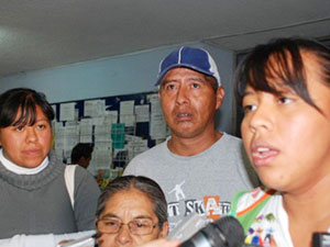 Judicial authorities endorse impunity in Oaxaca. Ulises Ruiz and accomplices are exonerated from the case of Emeterio