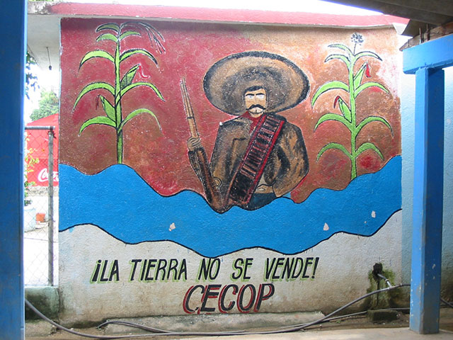Mexico Relaunches La Parota Project with Illegal Expropriation Tactics