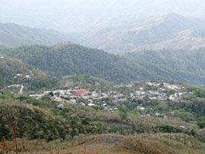 Informe sobre la situación en Santiago Xanica, Oaxaca
