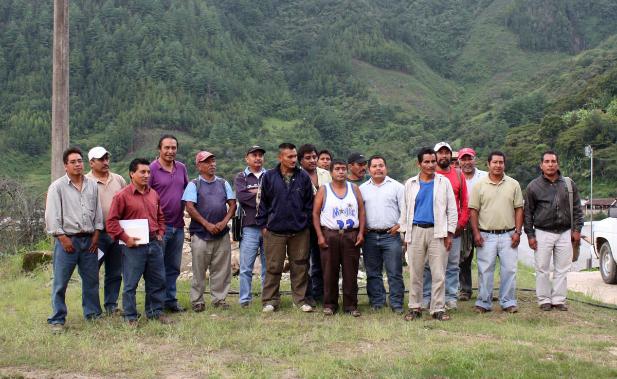 Denuncian geopiratería del Ejército de EU en comunidades de Oaxaca