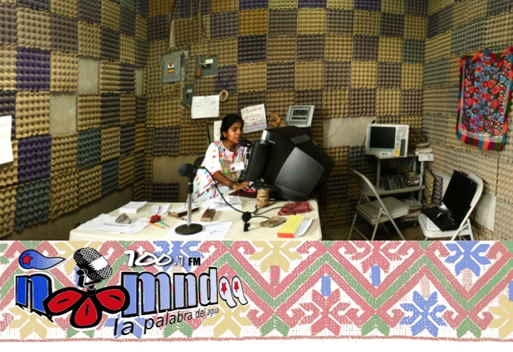 Radio Ñomndaa 7th Anniversary Statement, December 2011
