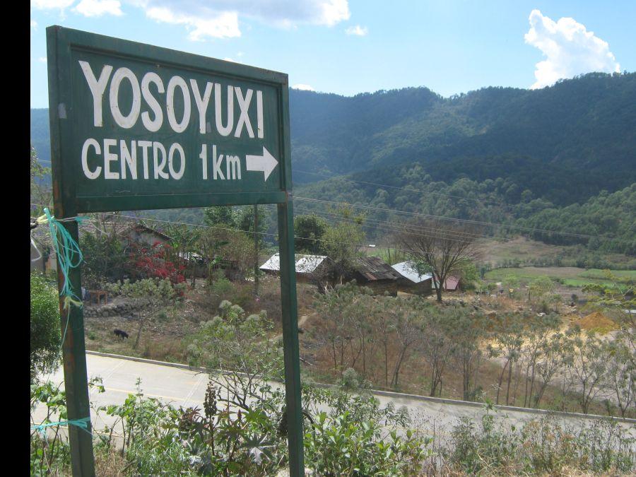 San Juan Copala: Autonomous Triquis want to go home