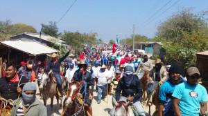 Caravana Alvaro Obregon