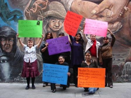 Acción Urgente: Campaña «Una foto por las Mujeres de Atenco»