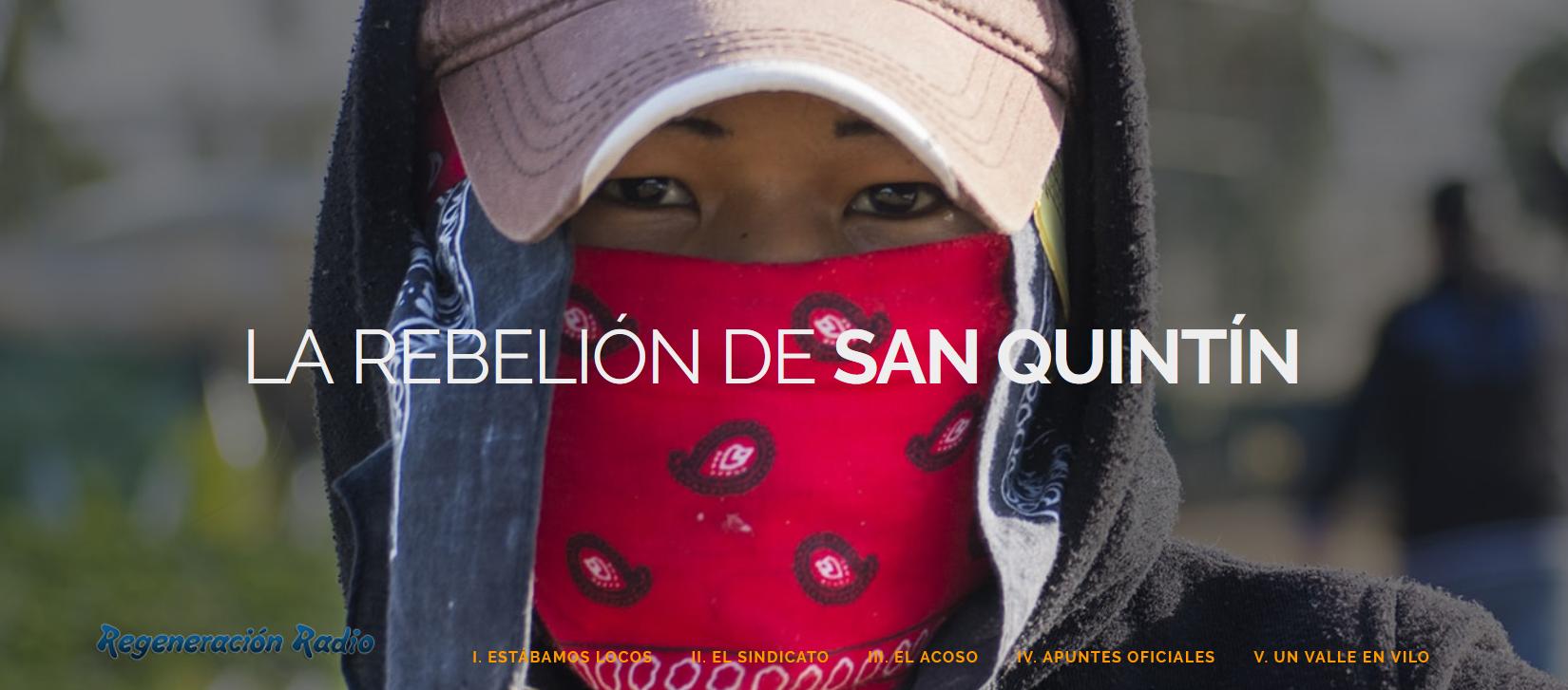 La Rebelión de San Quintín