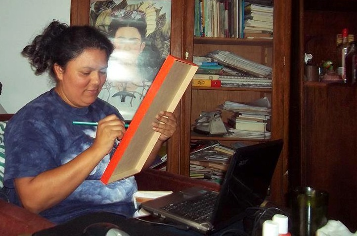 At Six Months: Letter to Berta Cáceres, My Mother