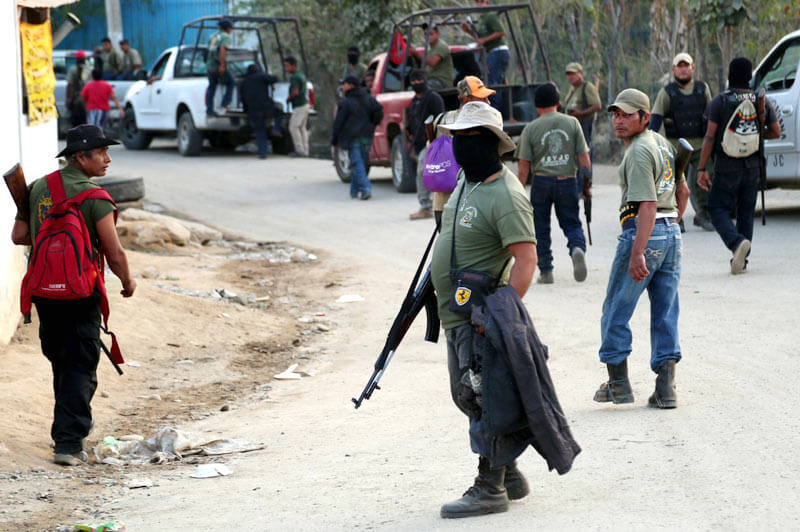 Attack by Paramilitary Group in Cacahuatepec, Guerrero, Mexico Leaves 6 Dead and Three Minors Injured