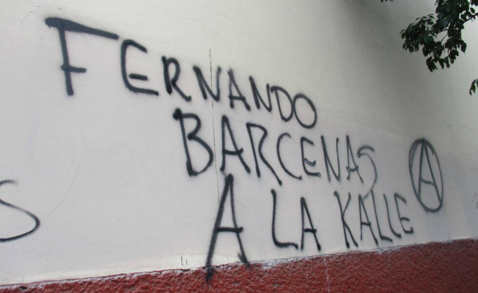 El preso anarquista mexicano Fernando Bárcenas necesita apoyo urgentemente